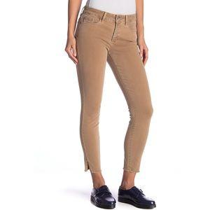 NYDJ Ami Frayed Ankle Skinny Jeans